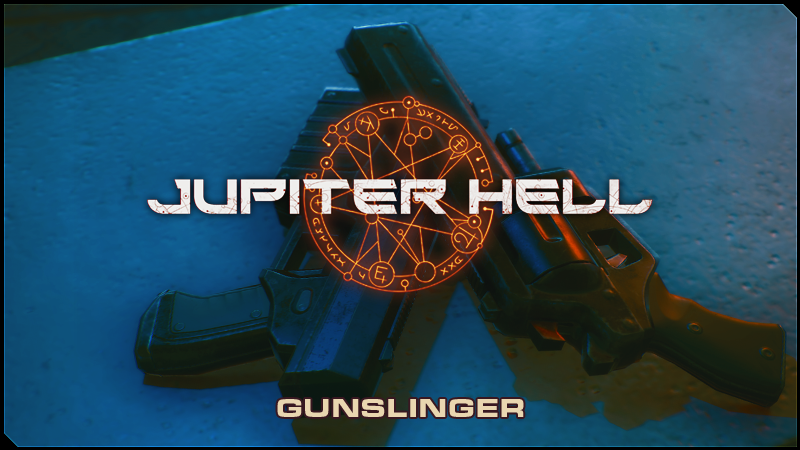 Jupiter Hell 0.8.8 - Gunslinger!
