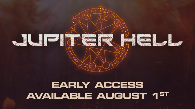 Early Access Trailer and Jupiter Hell Beta 0.7.4