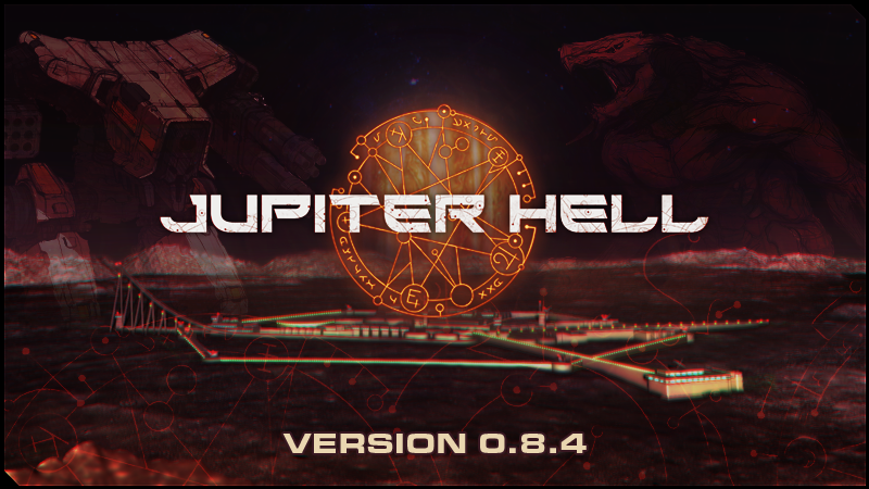 Jupiter Hell 0.8.4 - Infernal Intellect!